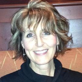 Vice President Elect Kathy Christensen